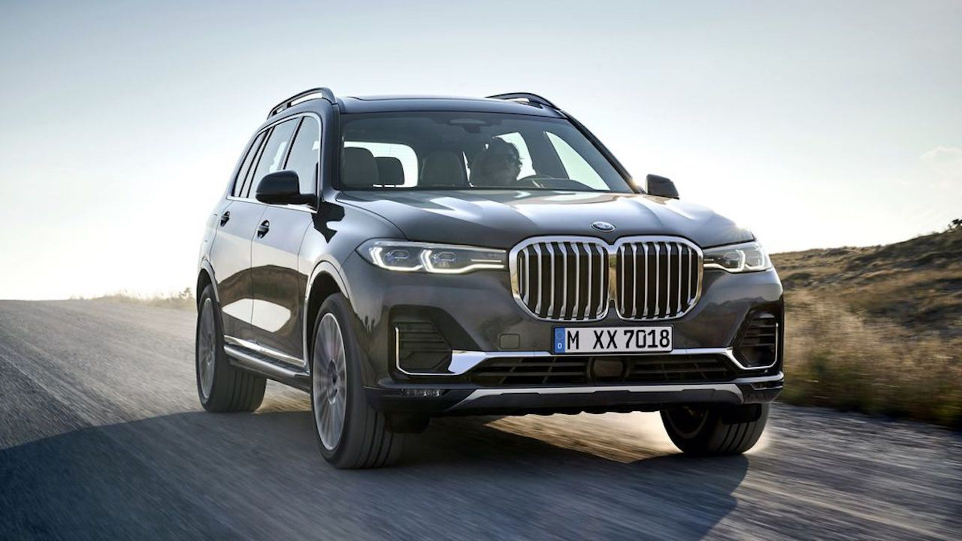 What we're driving: 2019 BMW X7