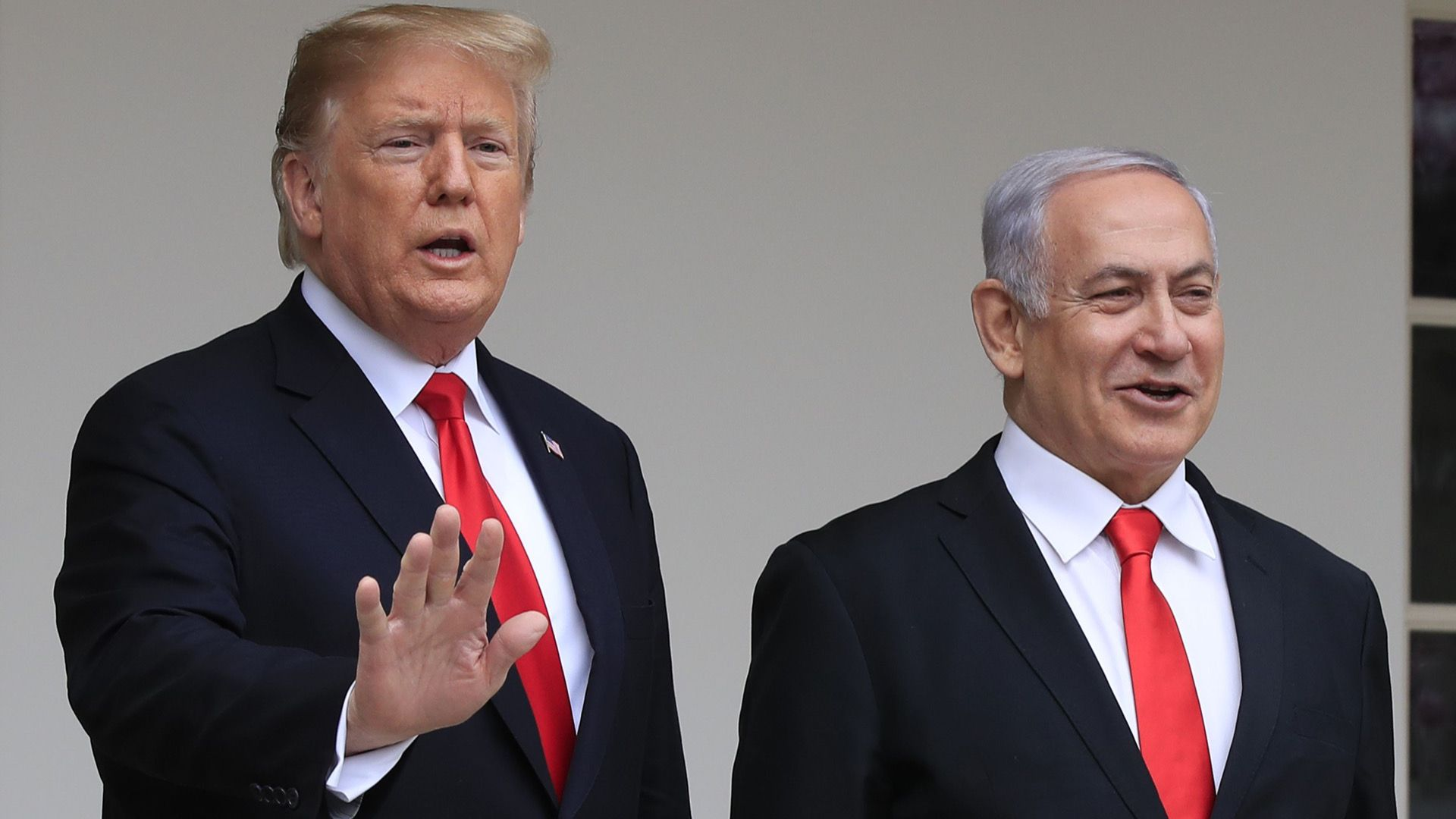 White House peace plan to offer hint of Trump's future relationship with Israel