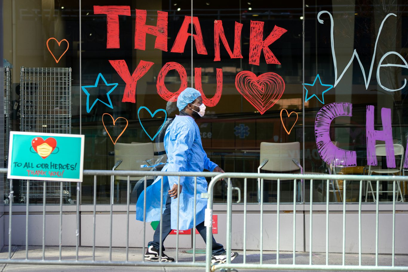 NYC reports zero coronavirus deaths for first time since pandemic hit