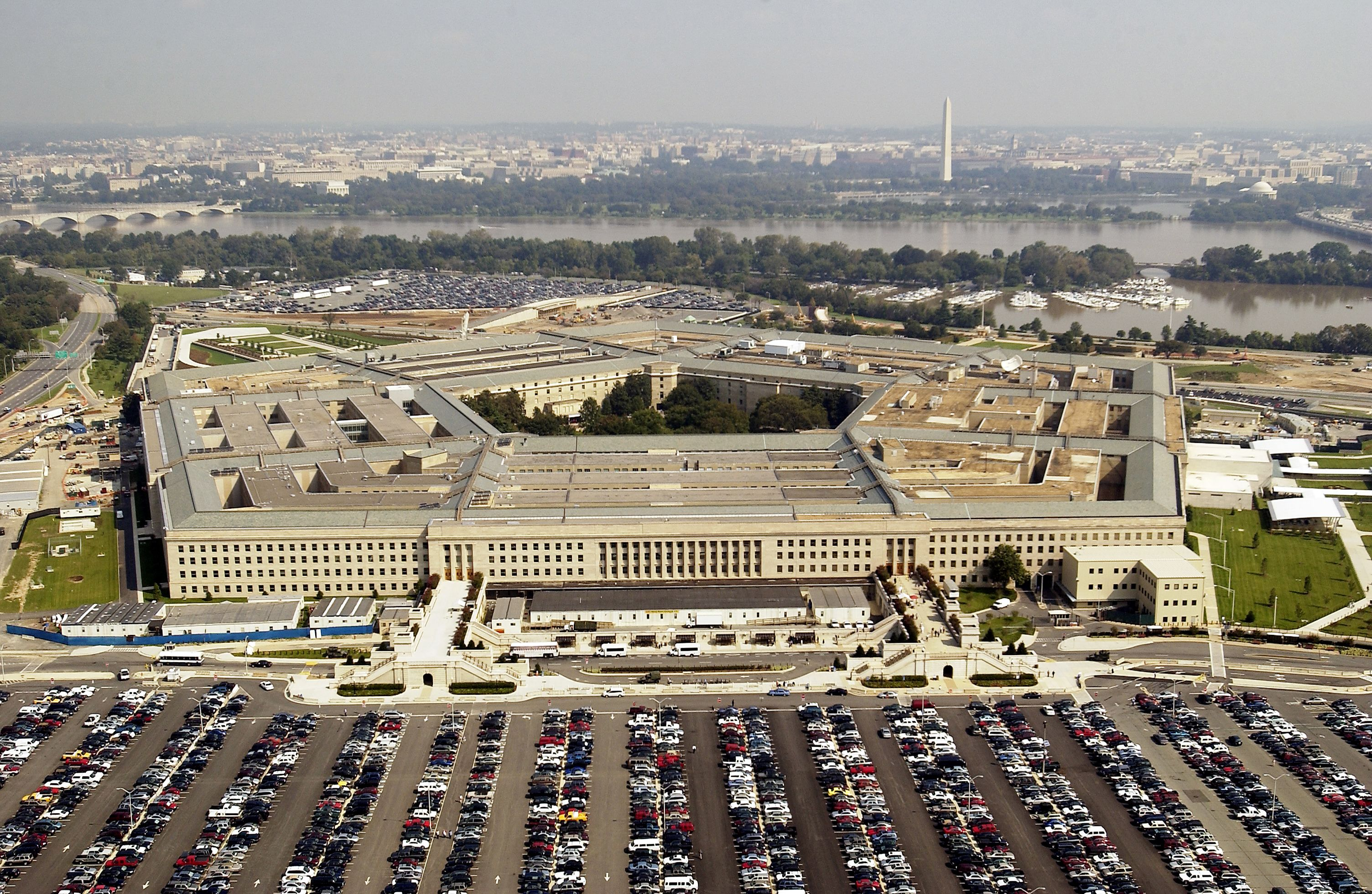 The Pentagon is taking over the security clearance process - Axios