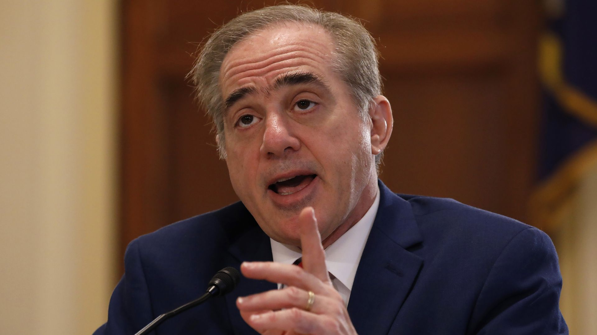Image result for david shulkin