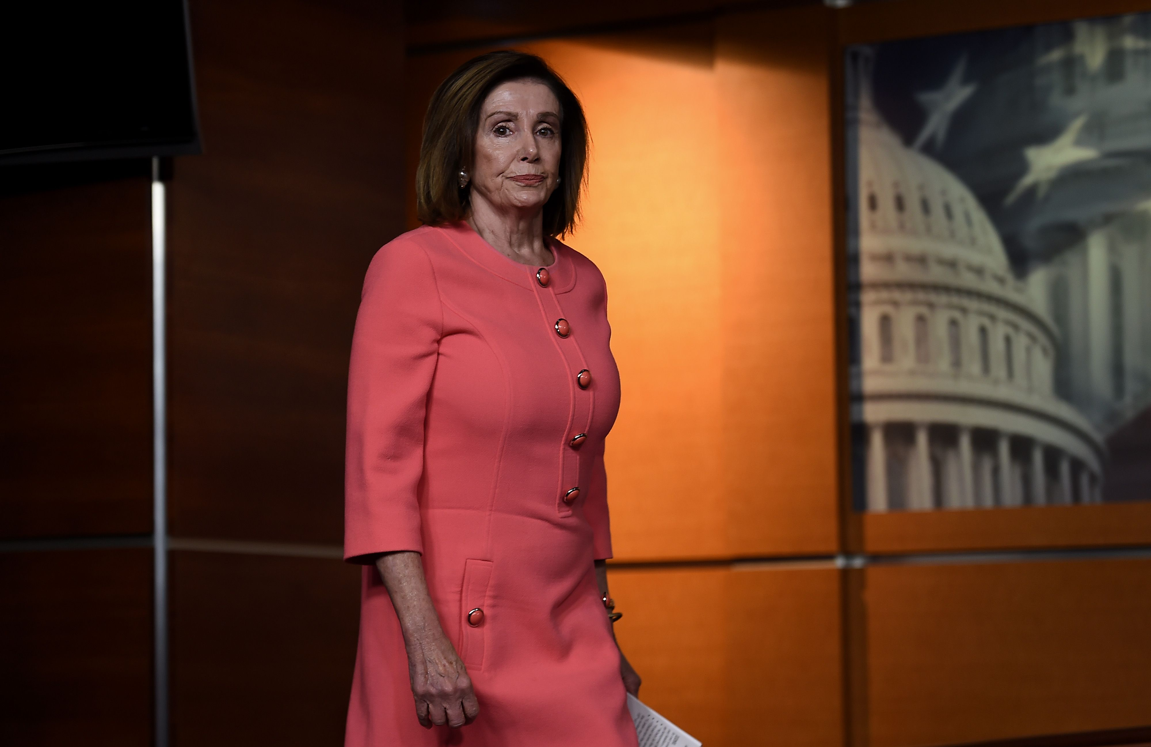 Pelosi requests that Confederate statues be removed from Capitol building thumbnail