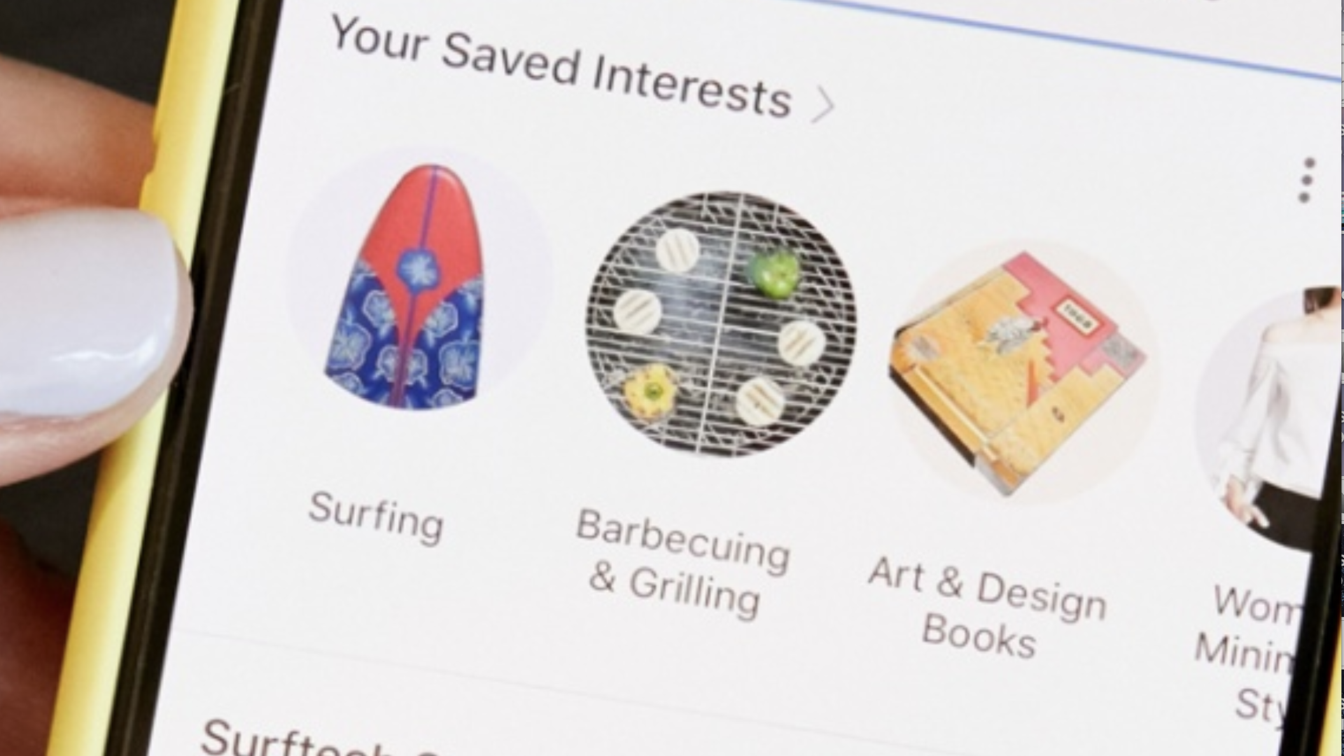 eBay's new personalization effort