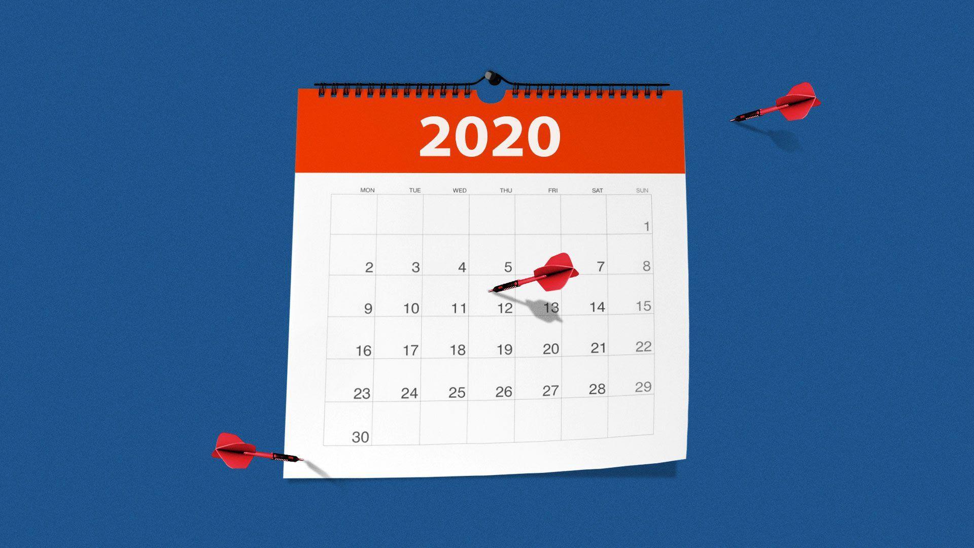 How coronavirus could reshuffle the sports calendar thumbnail
