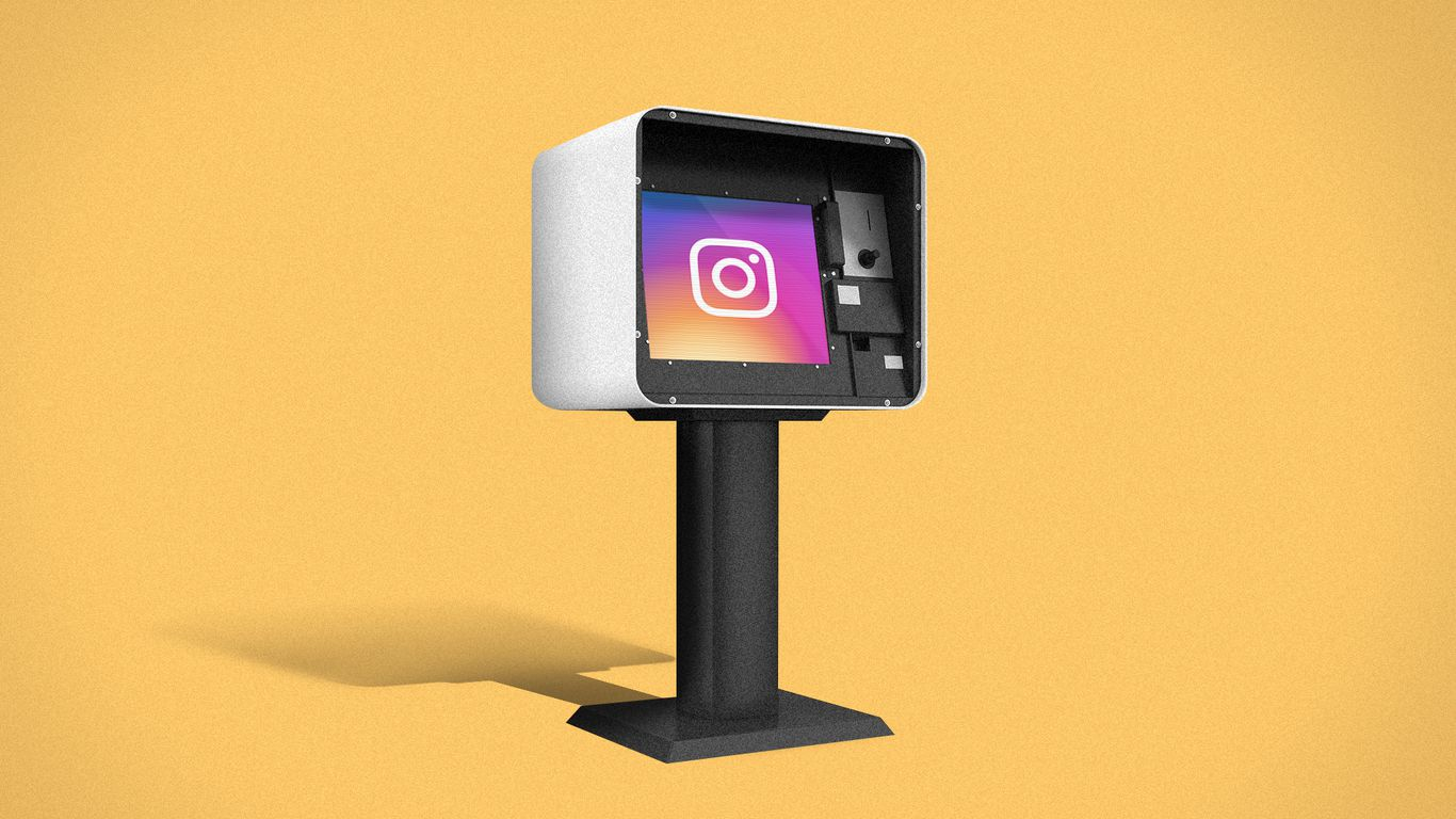 Instagram morphs into an information powerhouse