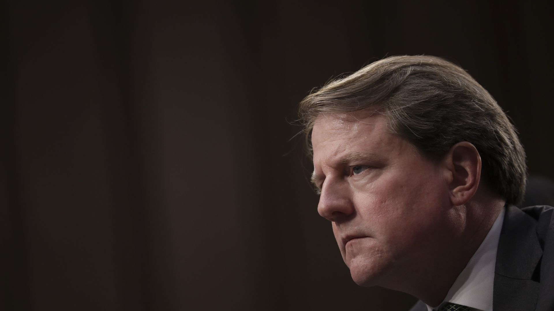 Don McGahn responds to accusations against his credibility