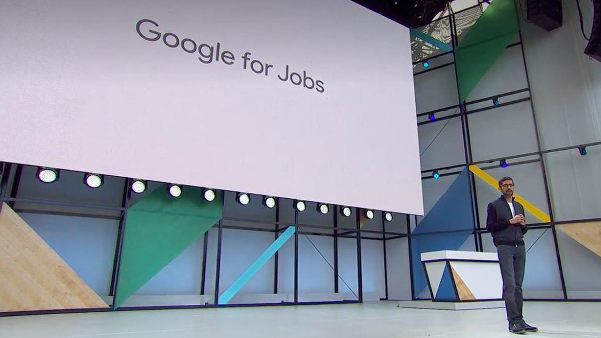 How Google wants to help the modern-day job seeker