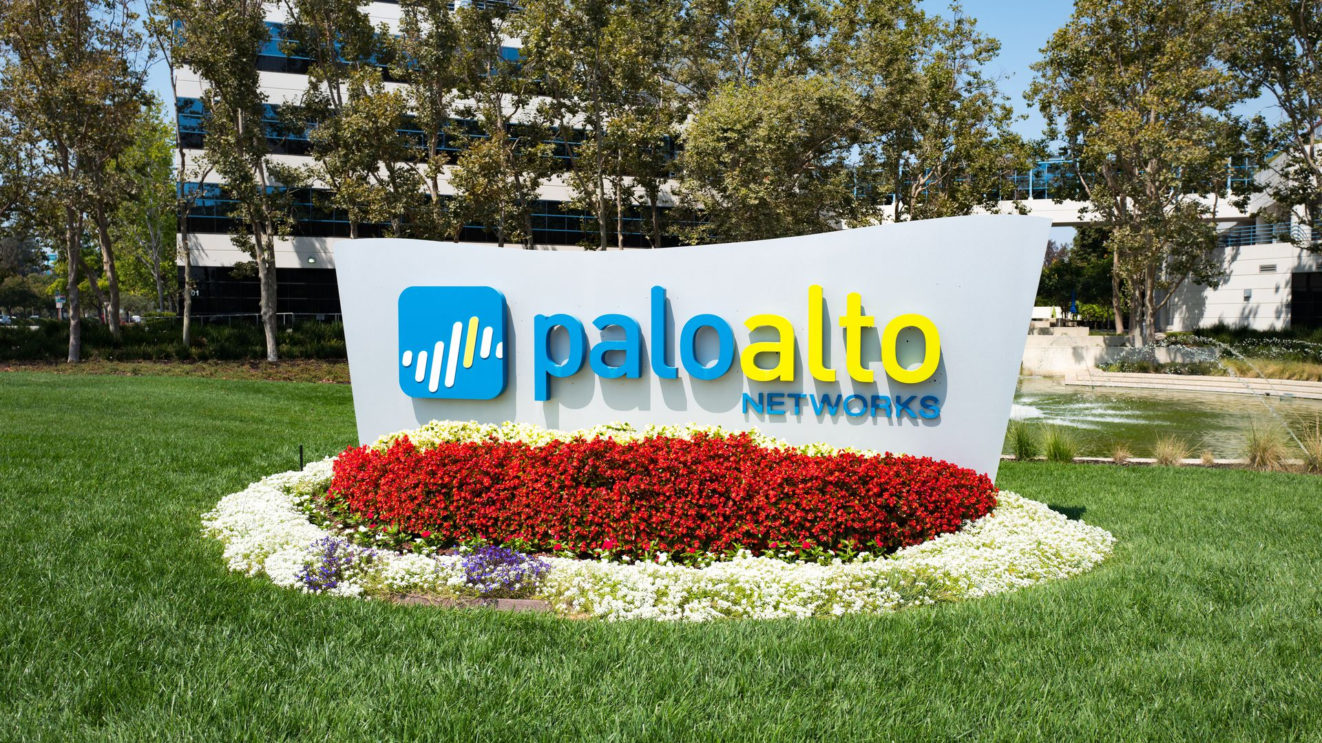 Palo Alto Networks headquarters
