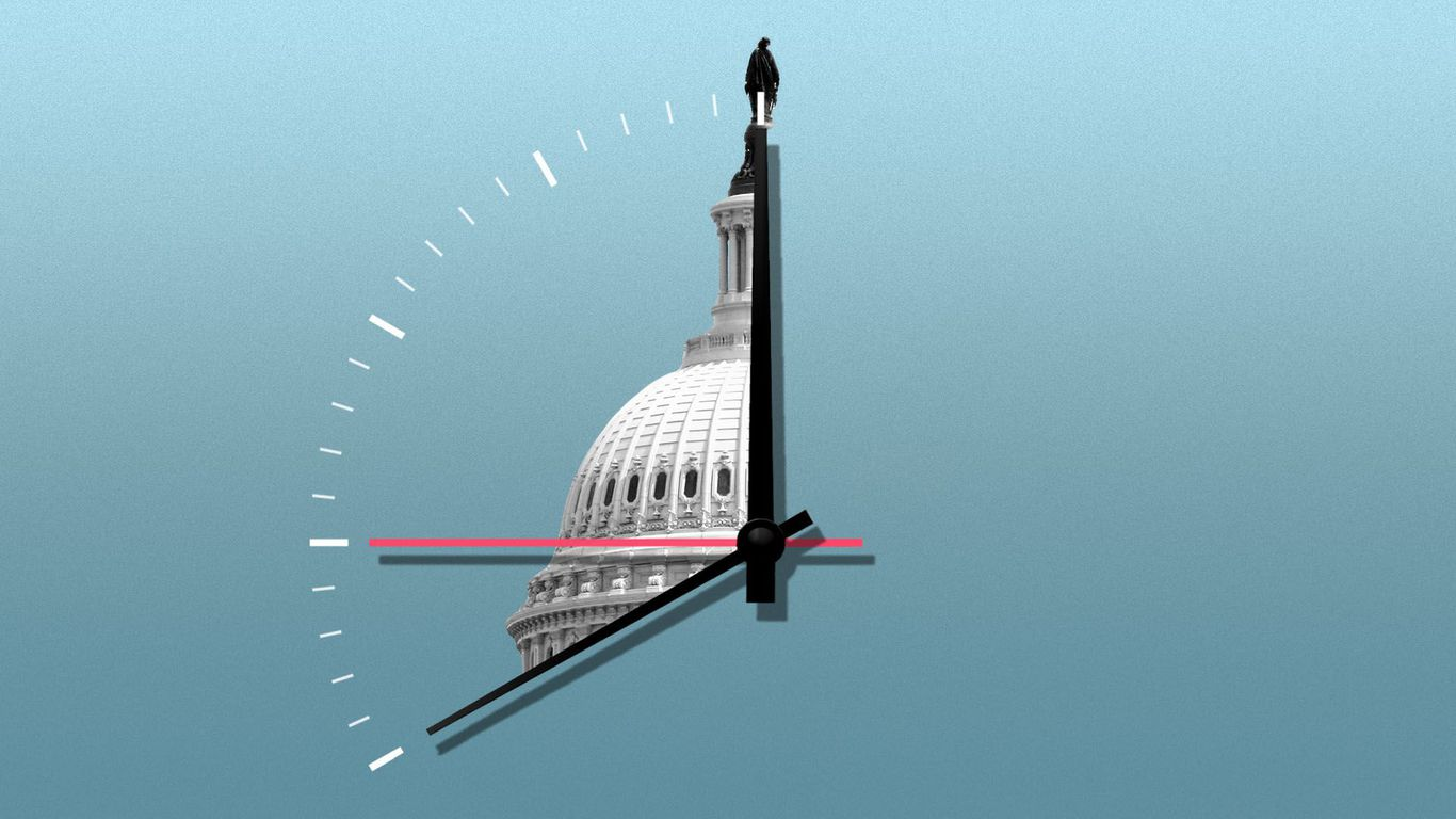 Democrats prepare for plan B ahead of unlikely Senate approval to raise debt limit thumbnail