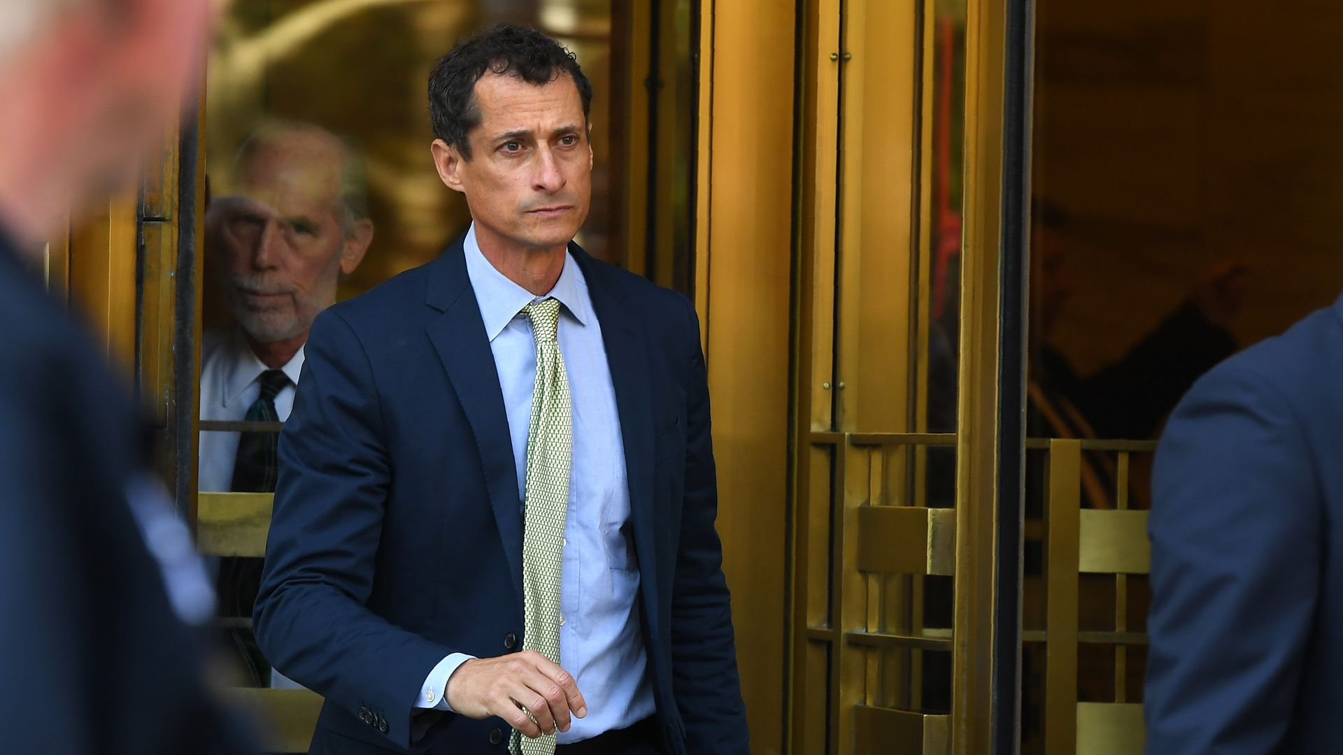 Anthony Weiner, a former Democratic congressman