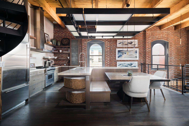1792 Wynkoop St #501 kitchen