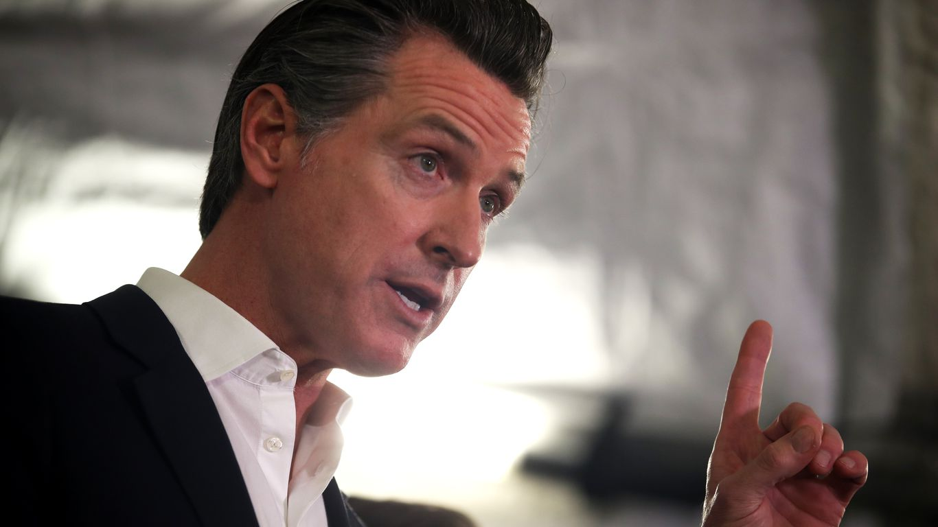 California governor and family in quarantine after coronavirus exposure