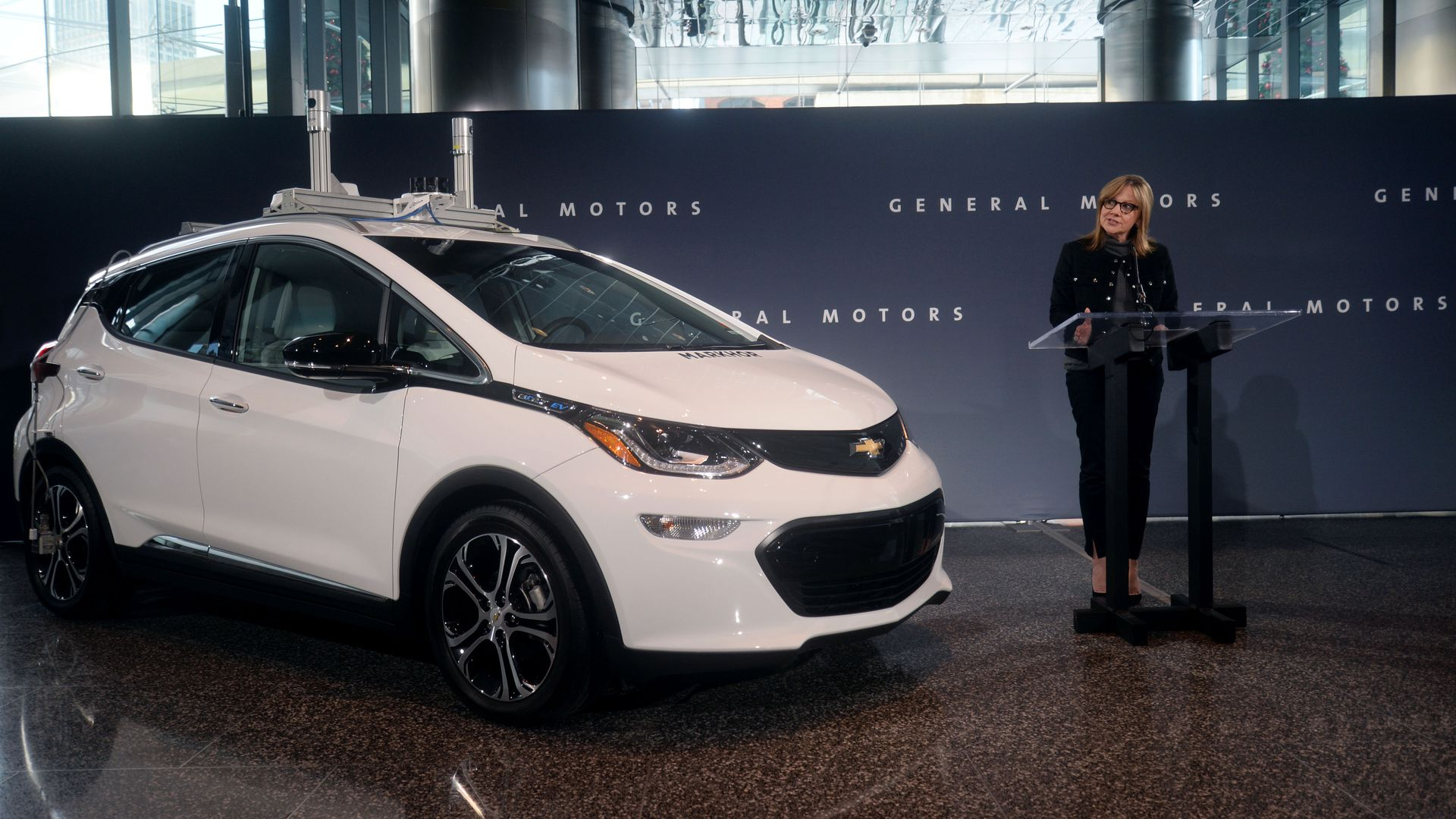 General Motors Cars >> Gm Still Plans To Launch Self Driving Cars Next Year Axios