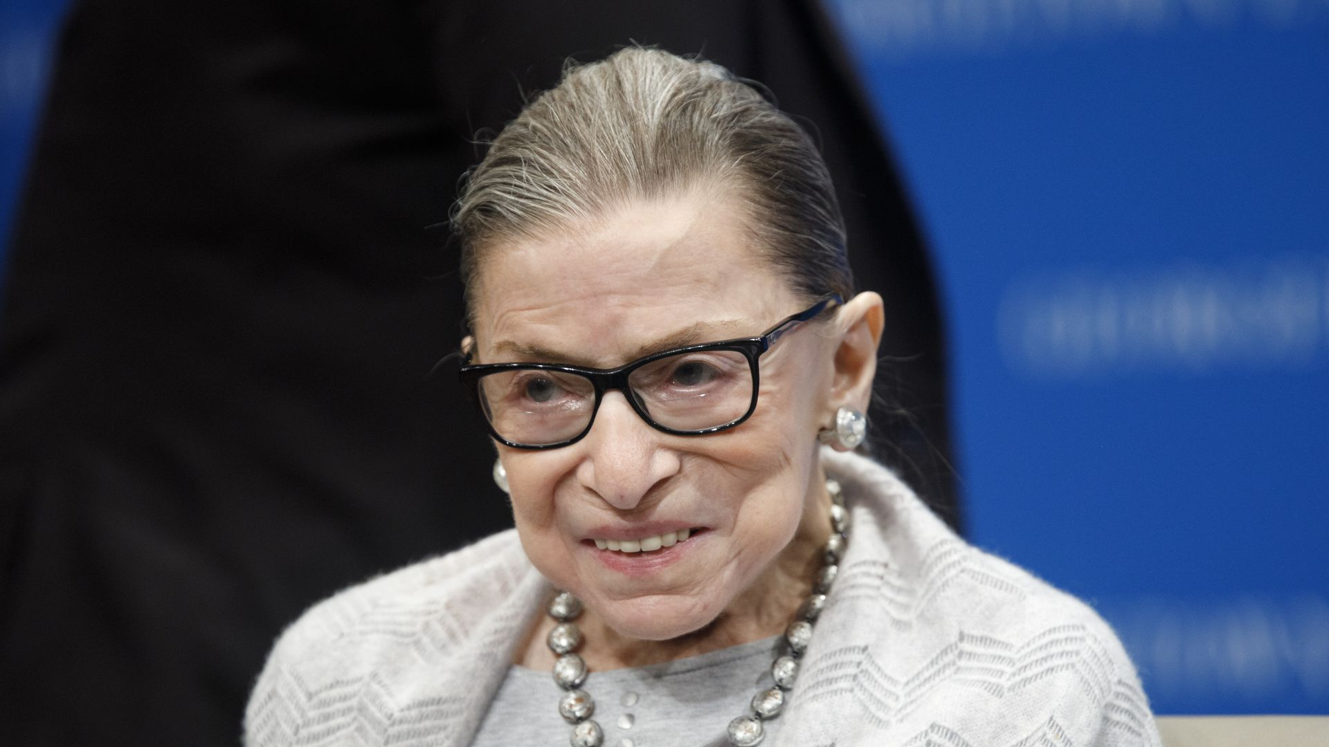 """Ruth Bader Ginsburg: Historians will view today's political climate as """"an aberration"""""""