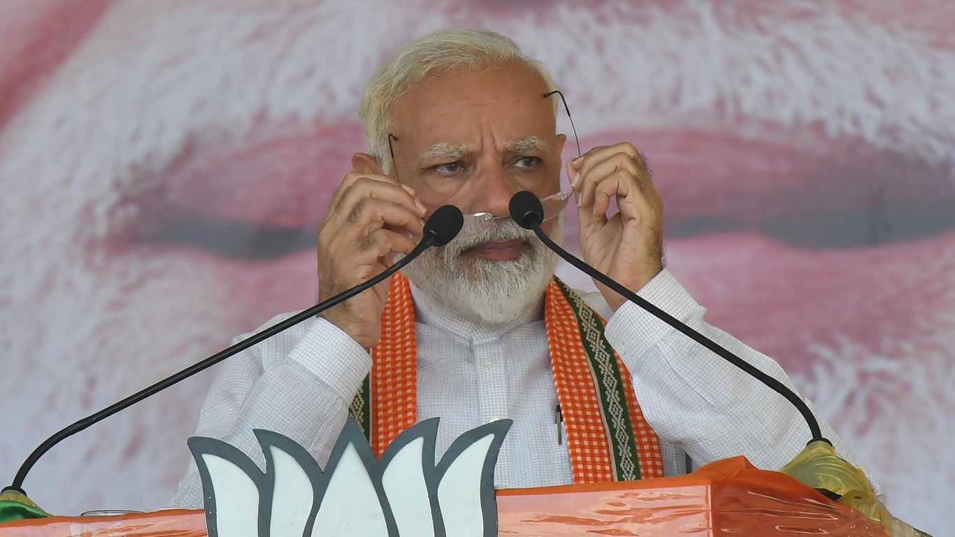 Narendra Modi's party loses key election as India's COVID cases surge – Axios