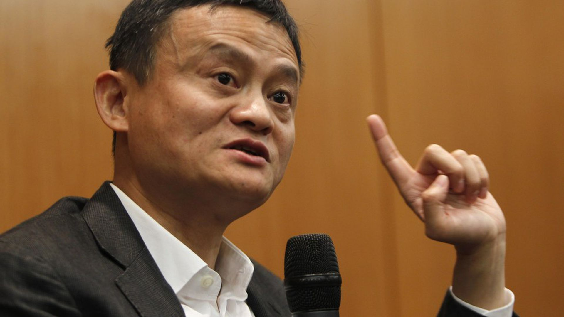 Jack Ma The Next 30 Years Is Going To Be Painful Axios