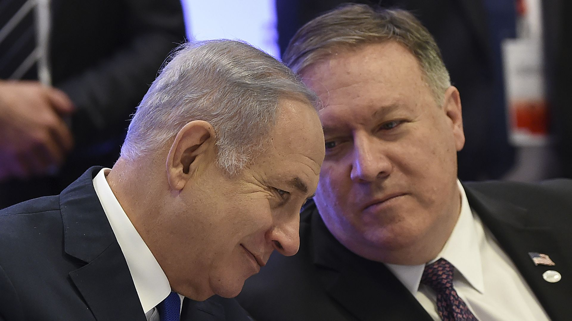 Rare rift: Netanyahu insists he raised West Bank annexation with Pompeo