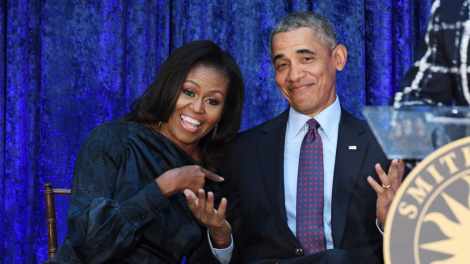 a453f90edf Barack and Michelle Obama reveal 7 of their productions with Netflix ...