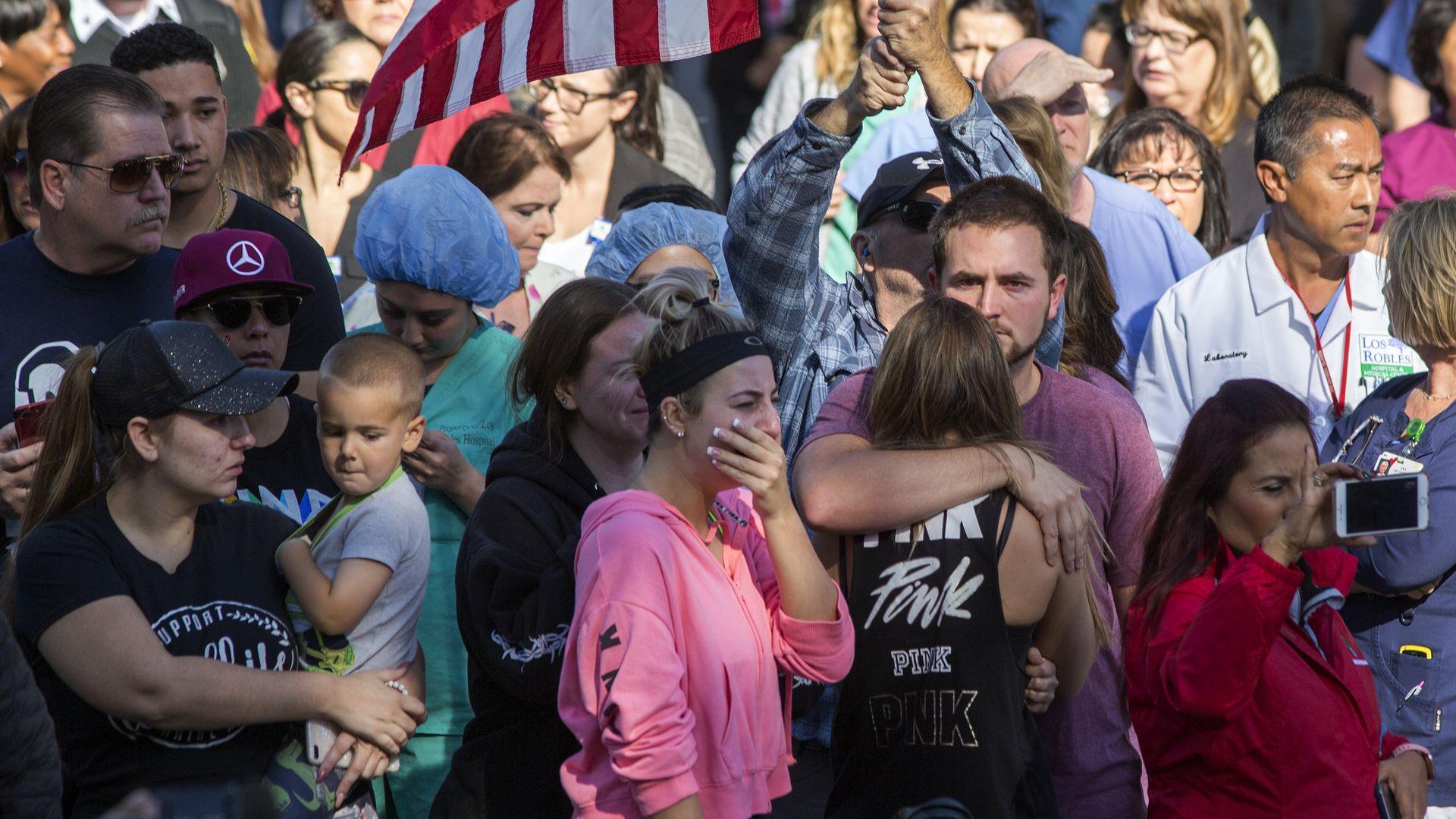 America's 21 deadliest modern mass shootings - Axios
