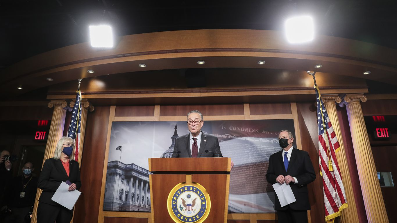 Chamber warns Biden not to submit to progressive wish thumbnail