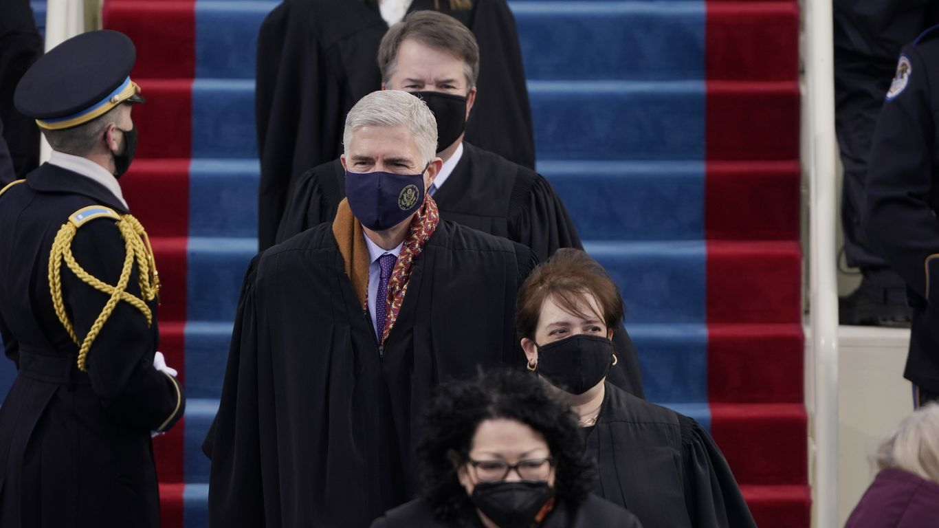 Biden announces commission to study expanding the Supreme Court