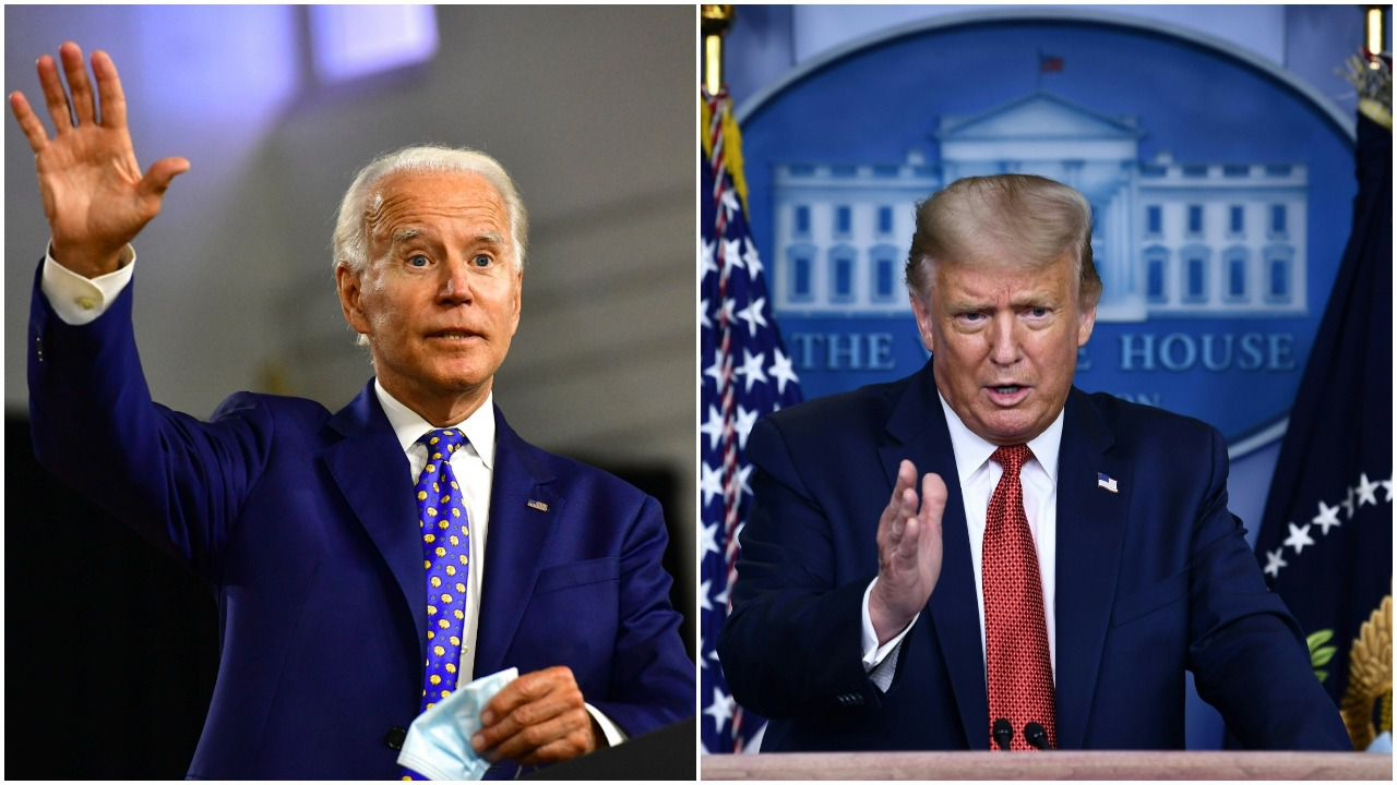 """Trump says men may be """"insulted"""" by Biden picking a woman for VP"""