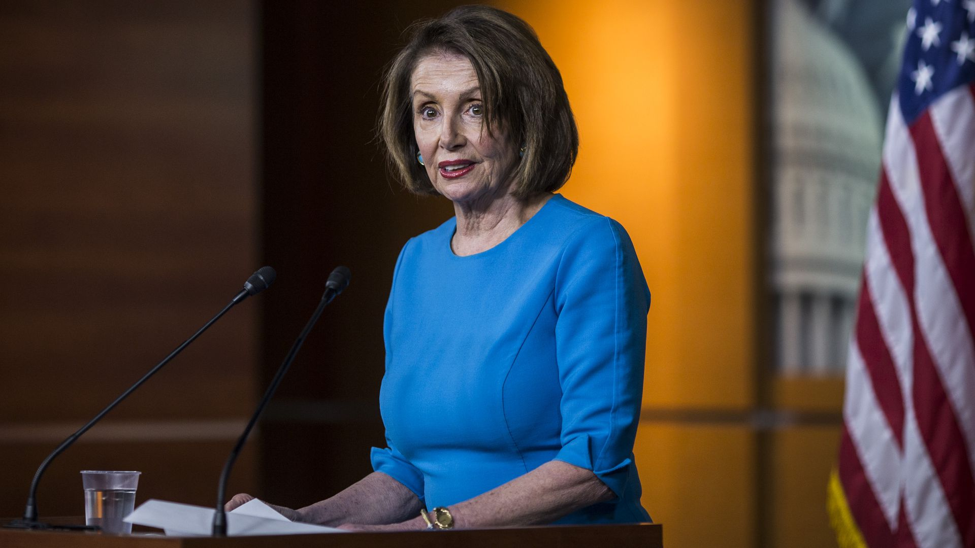Trump impeachment: Top Democrats press Pelosi to launch inquiry — reports
