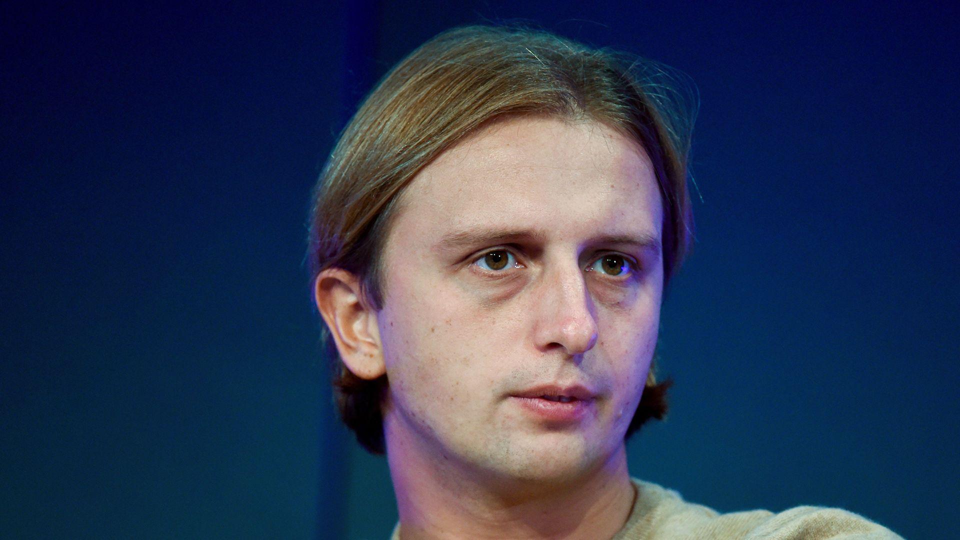 Revolut CEO Nikolay Storonsky.