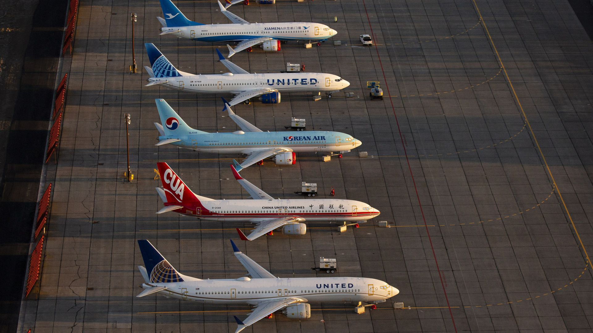 FAA says it will inspect each Boeing 737 MAX before delivery
