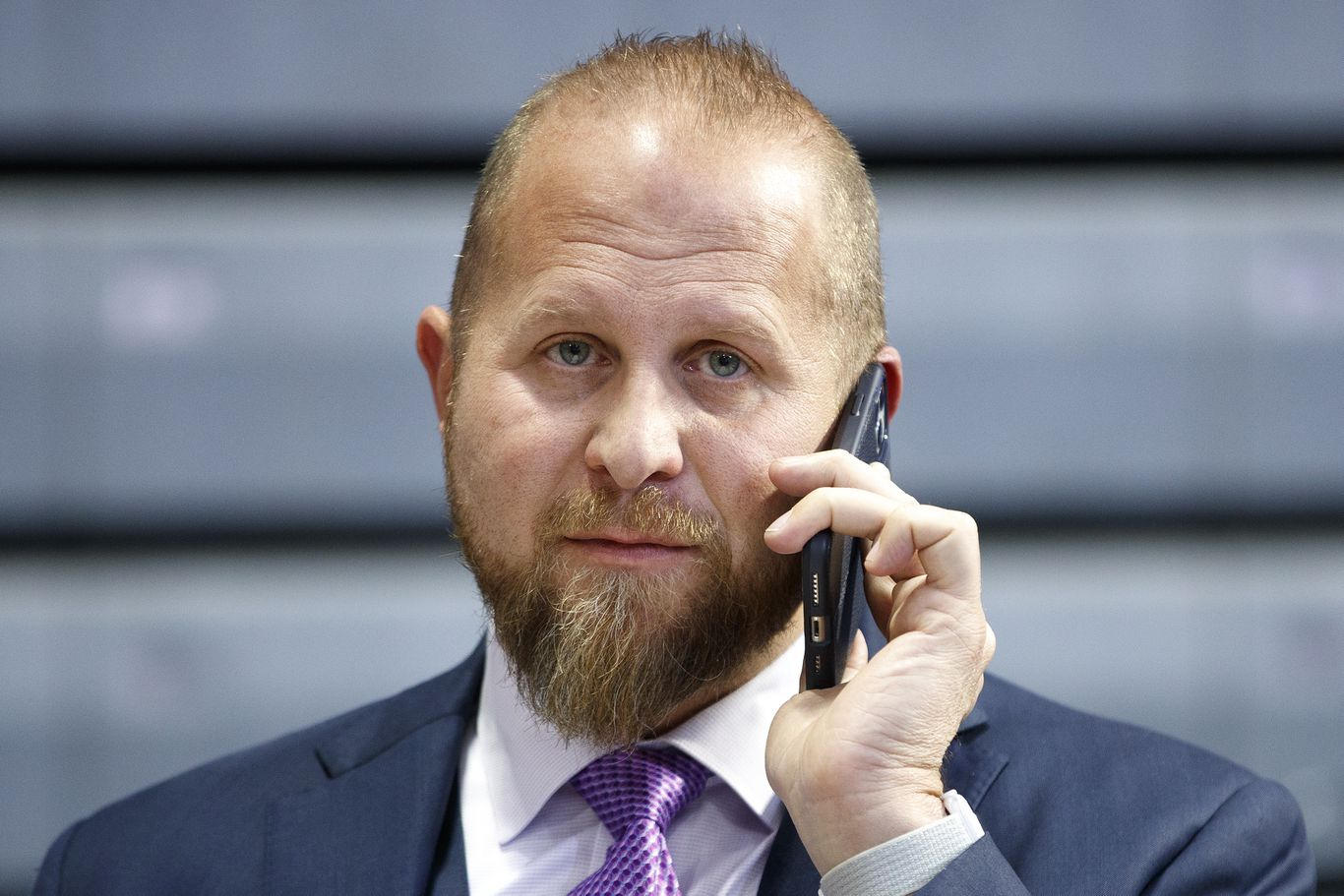 Former Trump campaign manager Brad Parscale hospitalized thumbnail