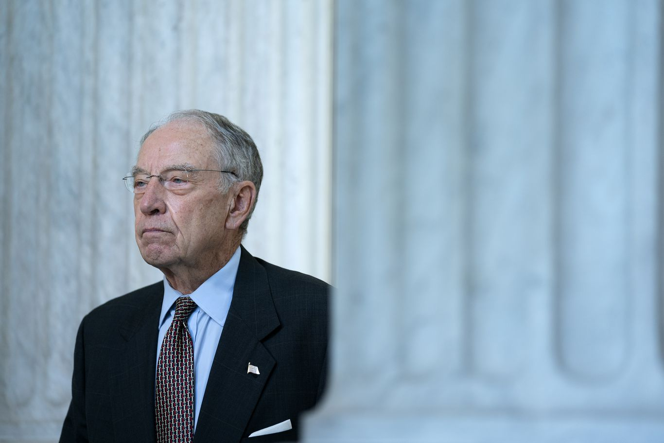 Chuck Grassley says he tested positive for COVID-19 thumbnail