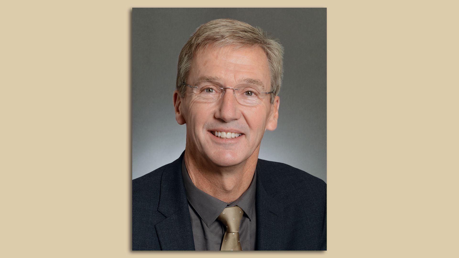 Former state Sen. Scott Jensen