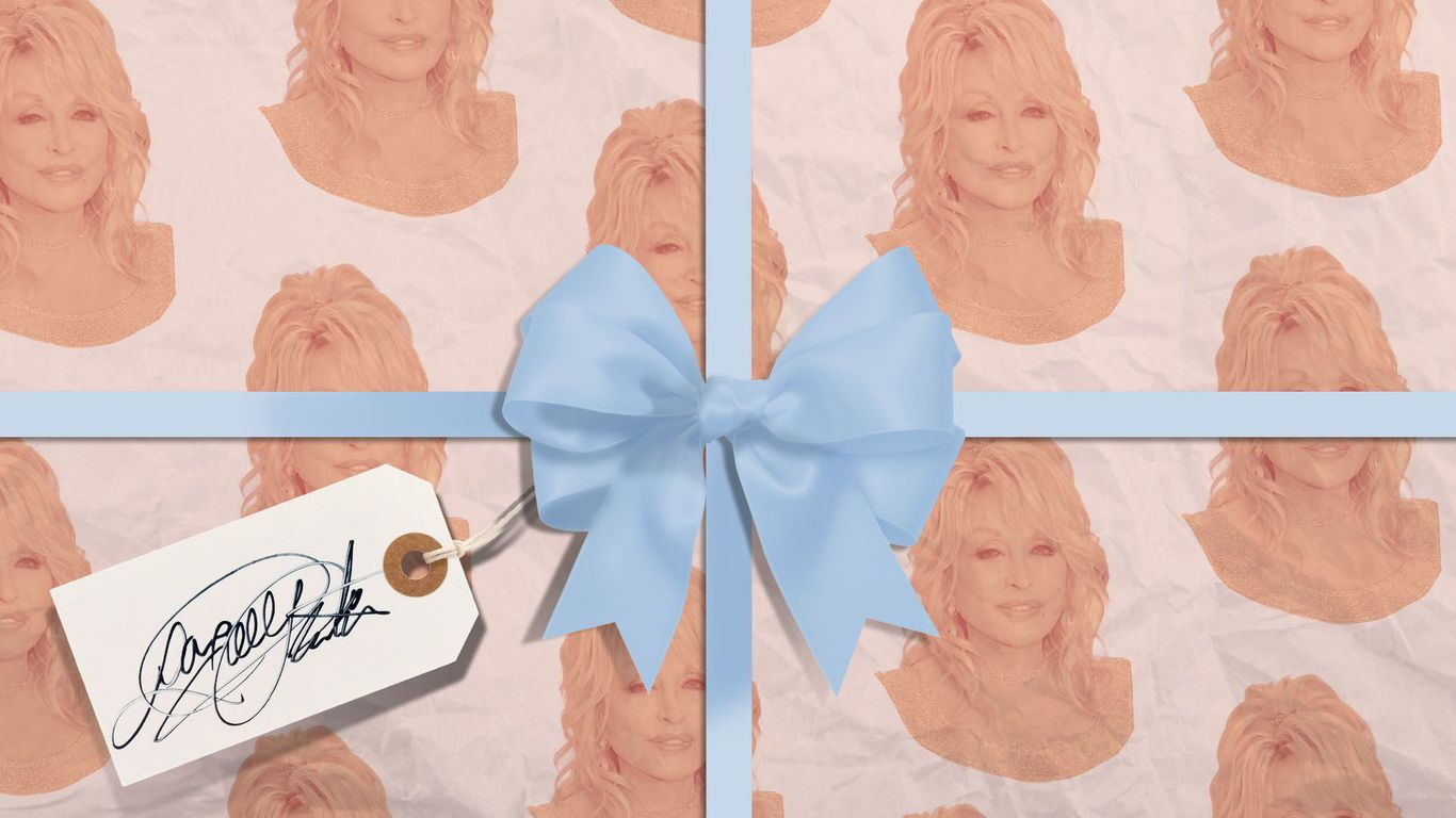 Dolly Parton's string of philanthropic hits