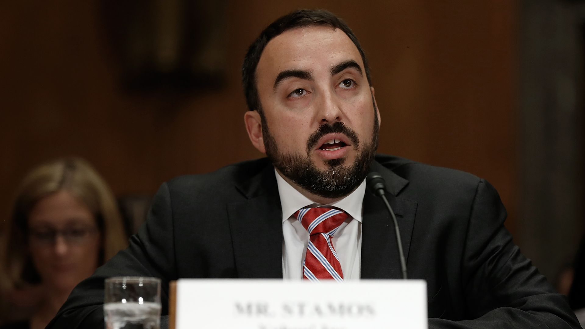 Alex Stamos testifies to Congress