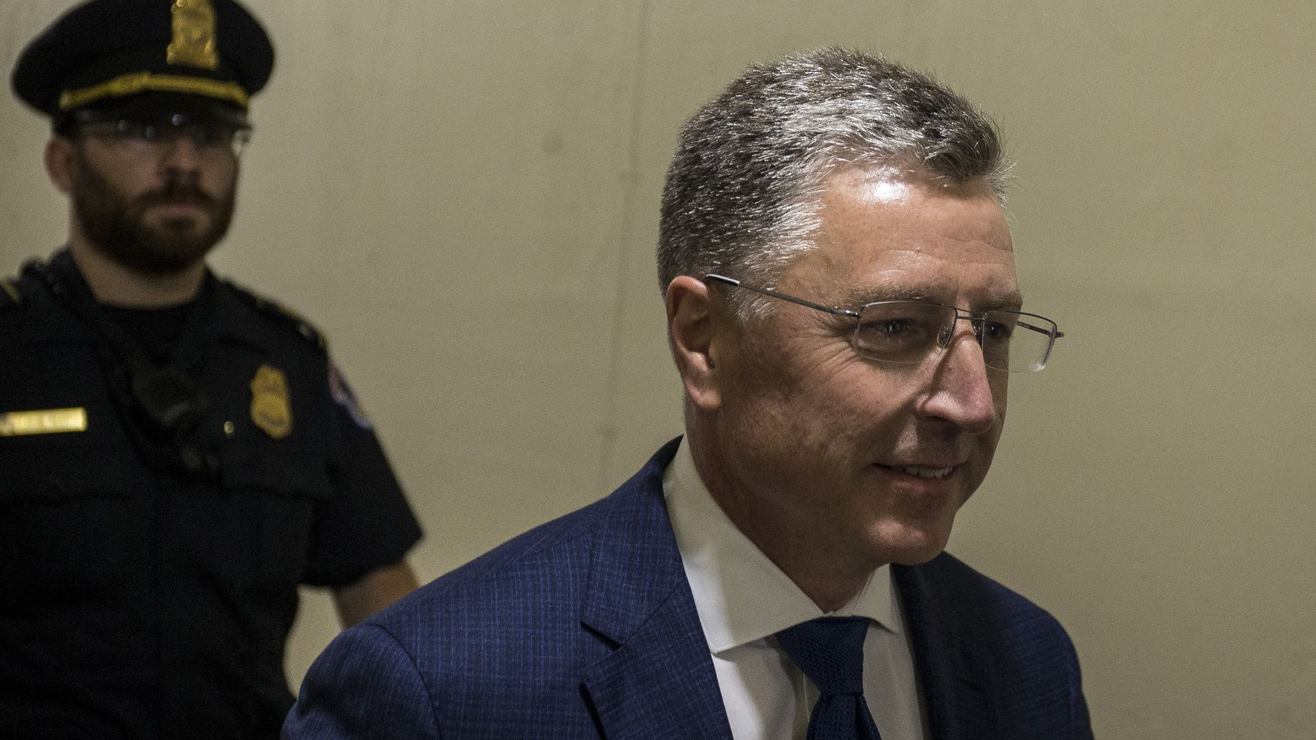 "Kurt Volker resigns as McCain Institute head over Ukraine ""distraction"""