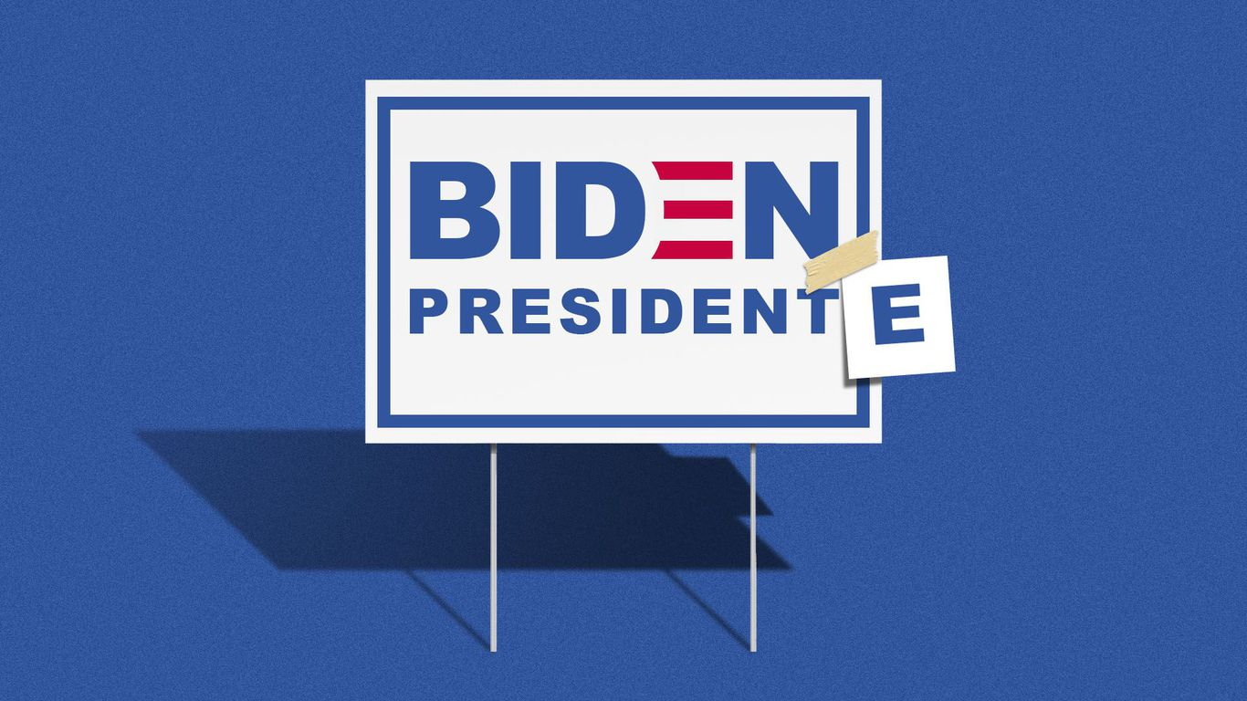 Biden's soft Hispanic support