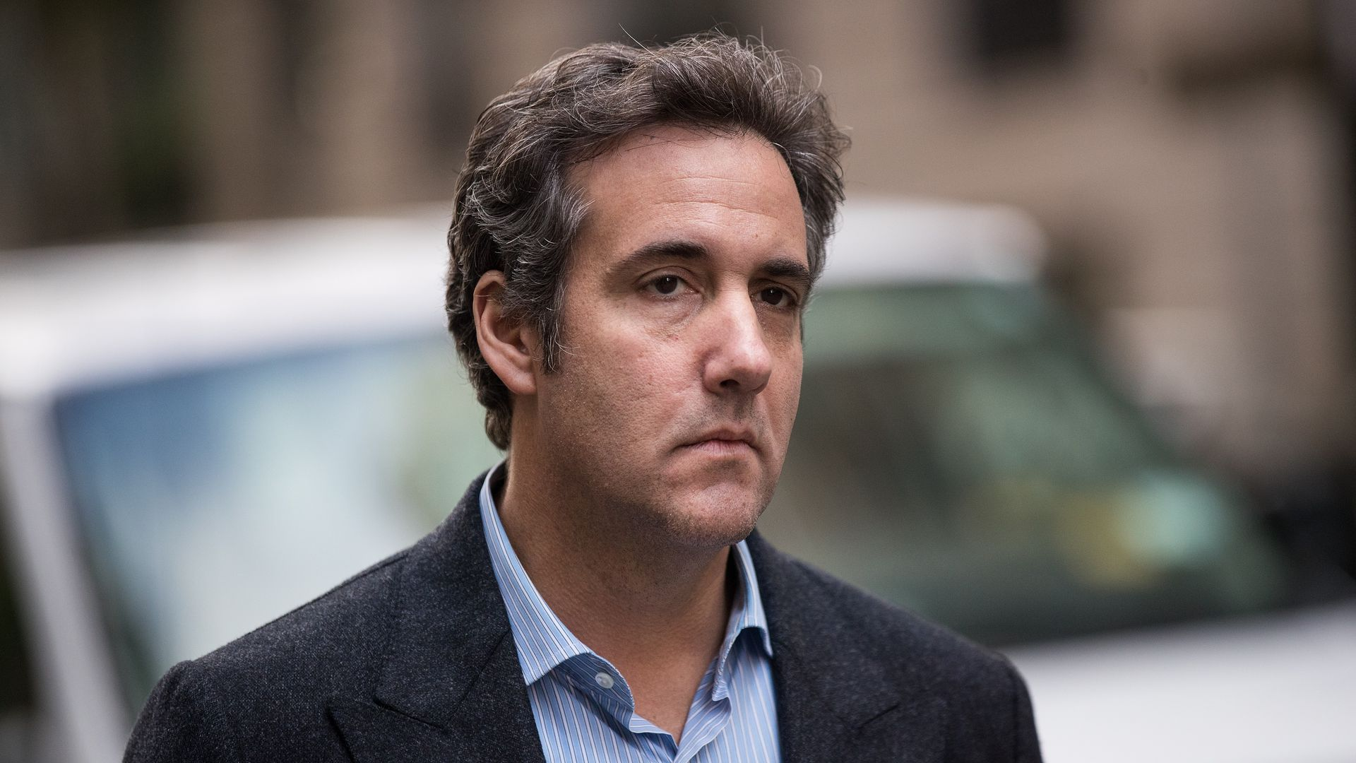 Trump attorney Michael Cohen