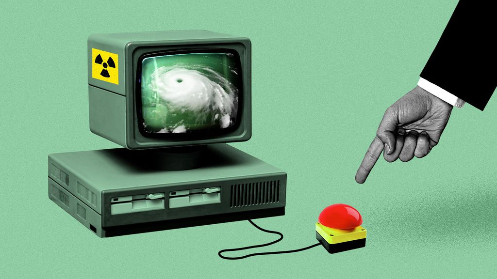 Trump idea: nuke hurricanes before they hit US