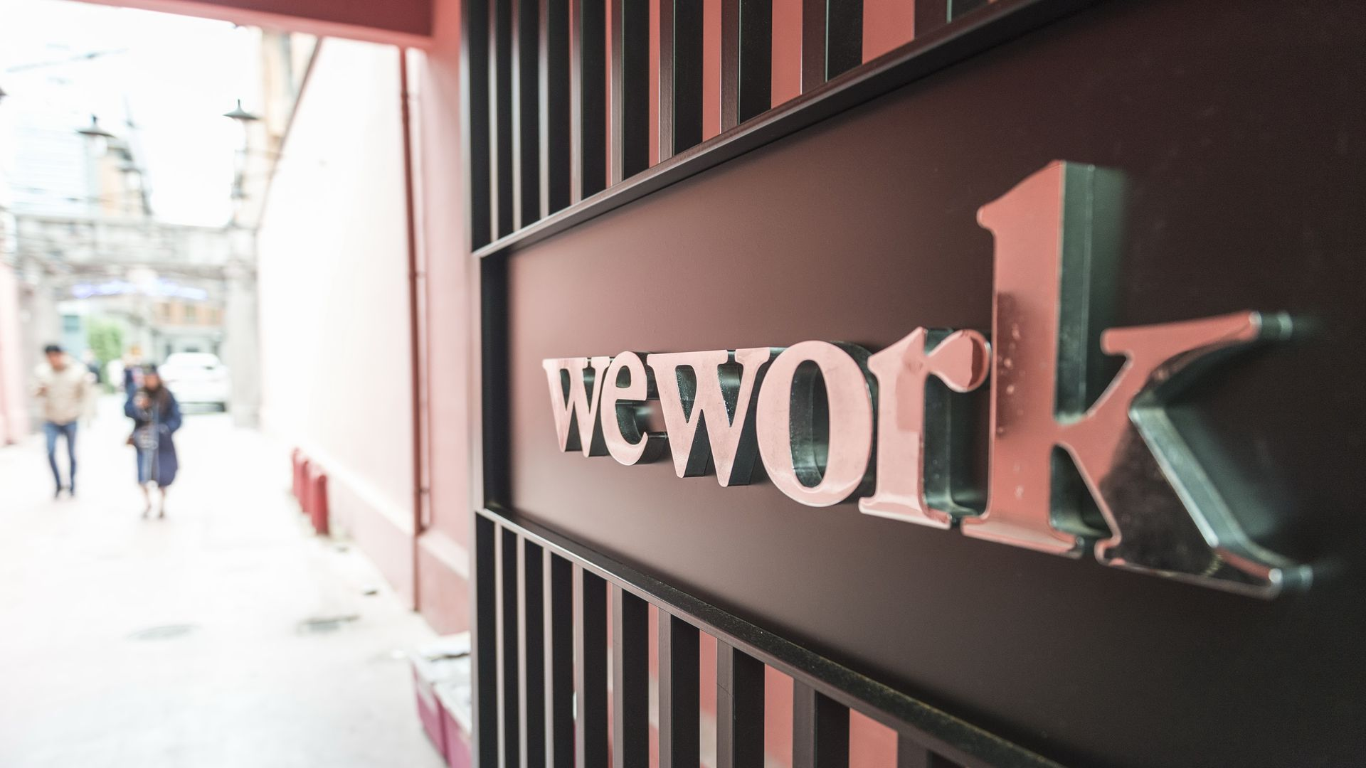 Digging into WeWork's new financial metric - Axios