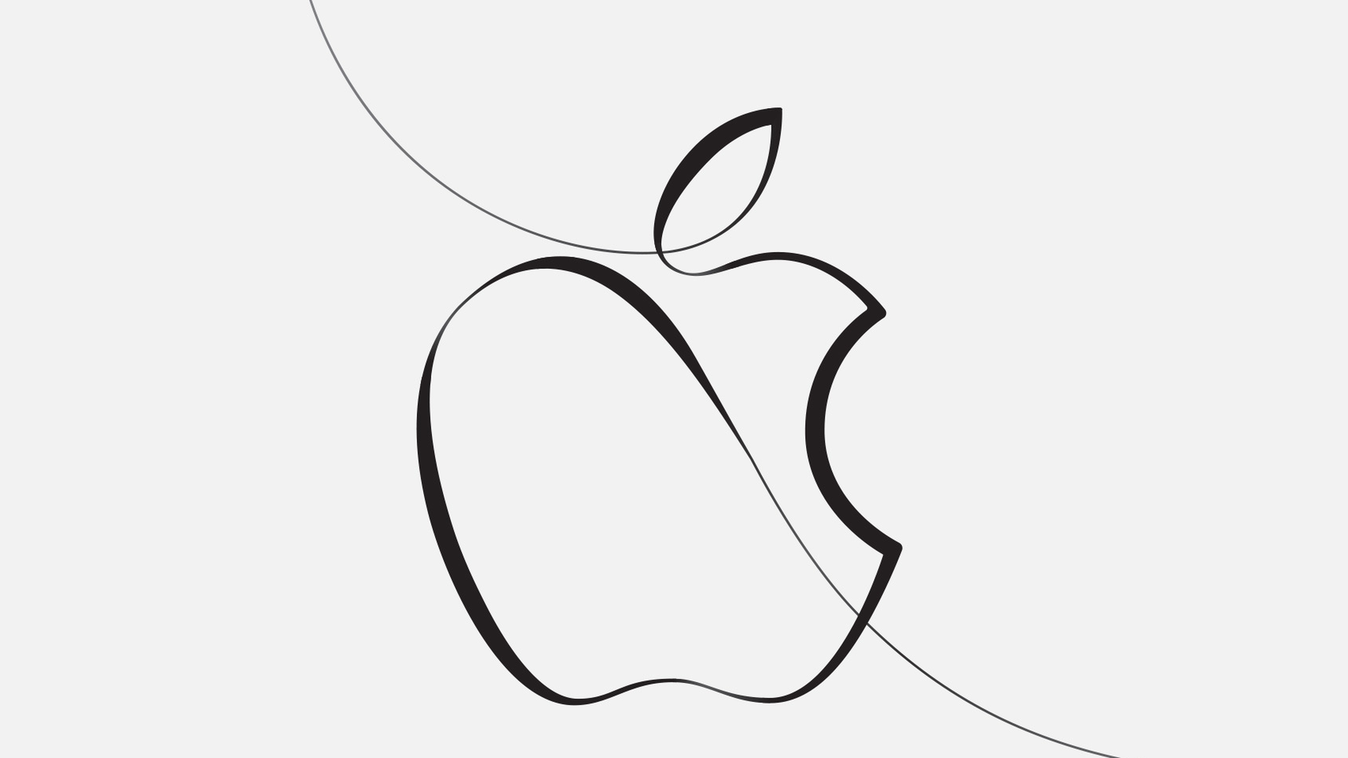 A screenshot of the invite Apple sent to reporters.