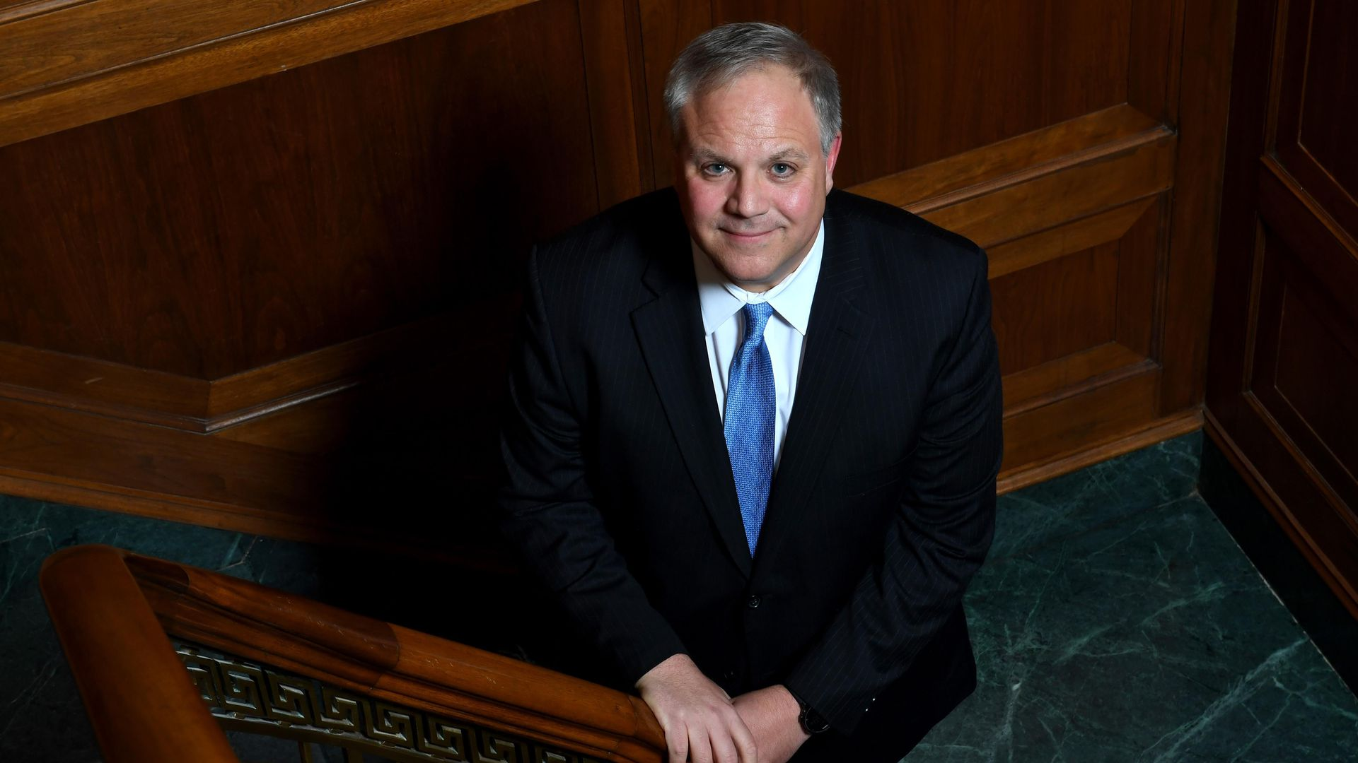 Interior Department Secretary David Bernhardt.