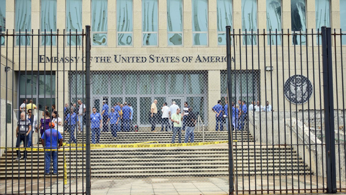 Microwave energy likely behind illnesses of American diplomats in Cuba and China