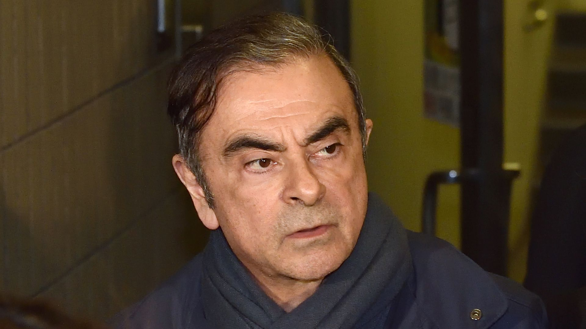 Nissan filed a criminal complaint against former Chairman Carlos Ghosn.