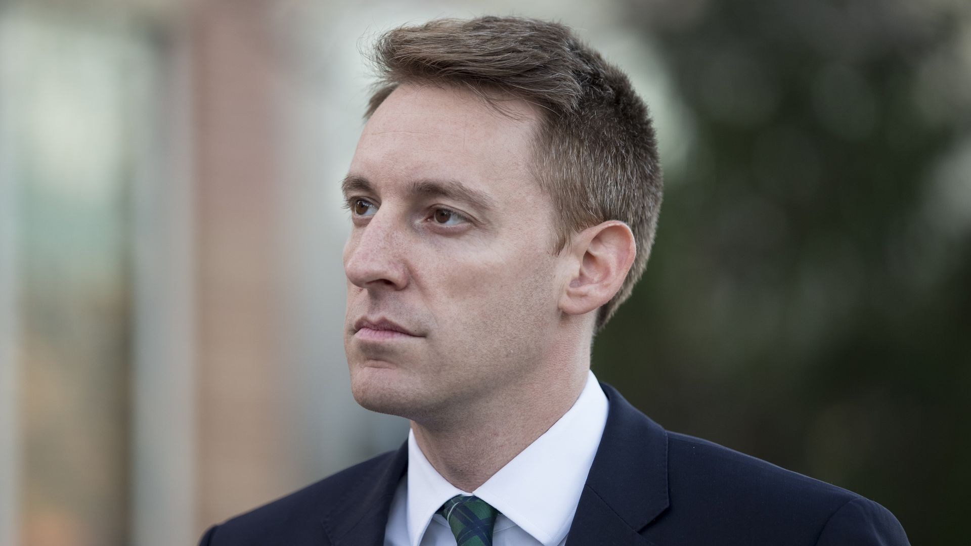 Jason Kander. Photo: Whitney Curtis/Getty Images