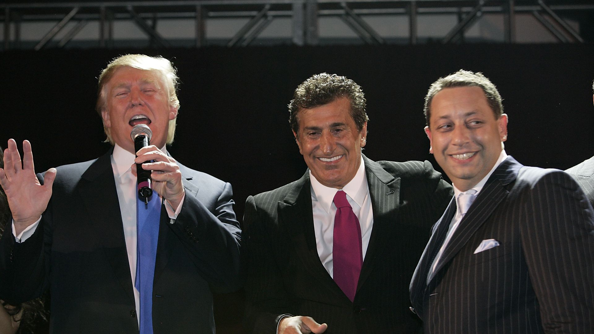 Felix Sater to discuss Trump Tower Moscow project at public House Intel hearing next week