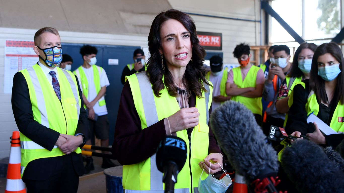 Prime minister pledges 100% renewable energy generation in New Zealand by 2030