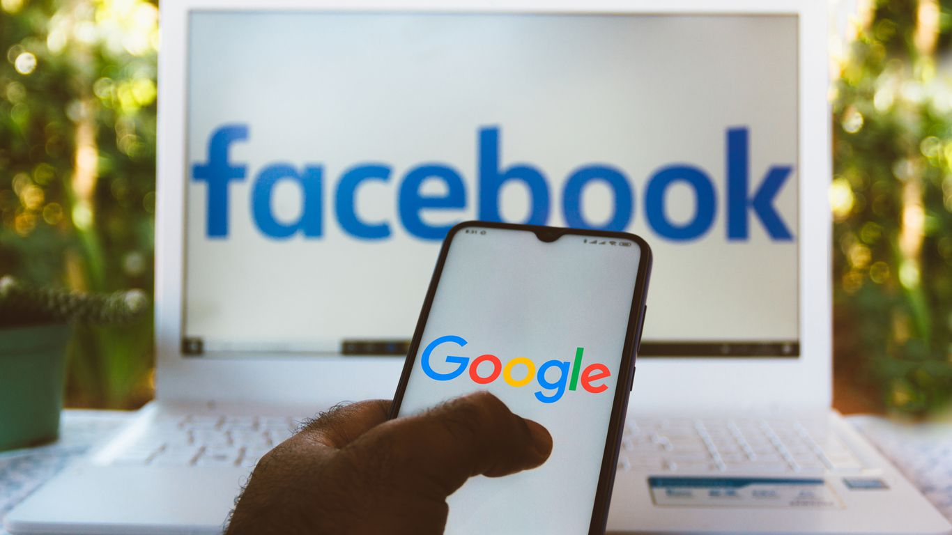 Scoop: DOJ, FTC briefing Hill on Google, Facebook suits