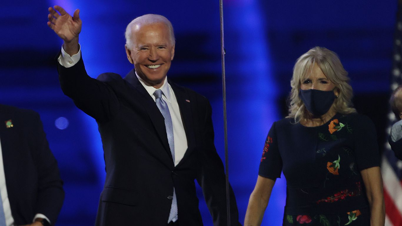The top Republicans who have acknowledged Biden as president-elect