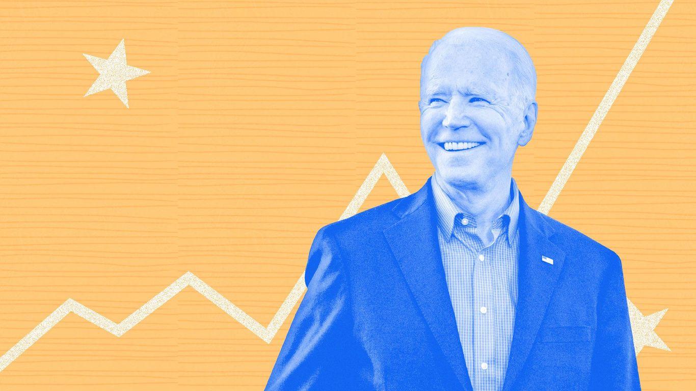 Biden's economic luck