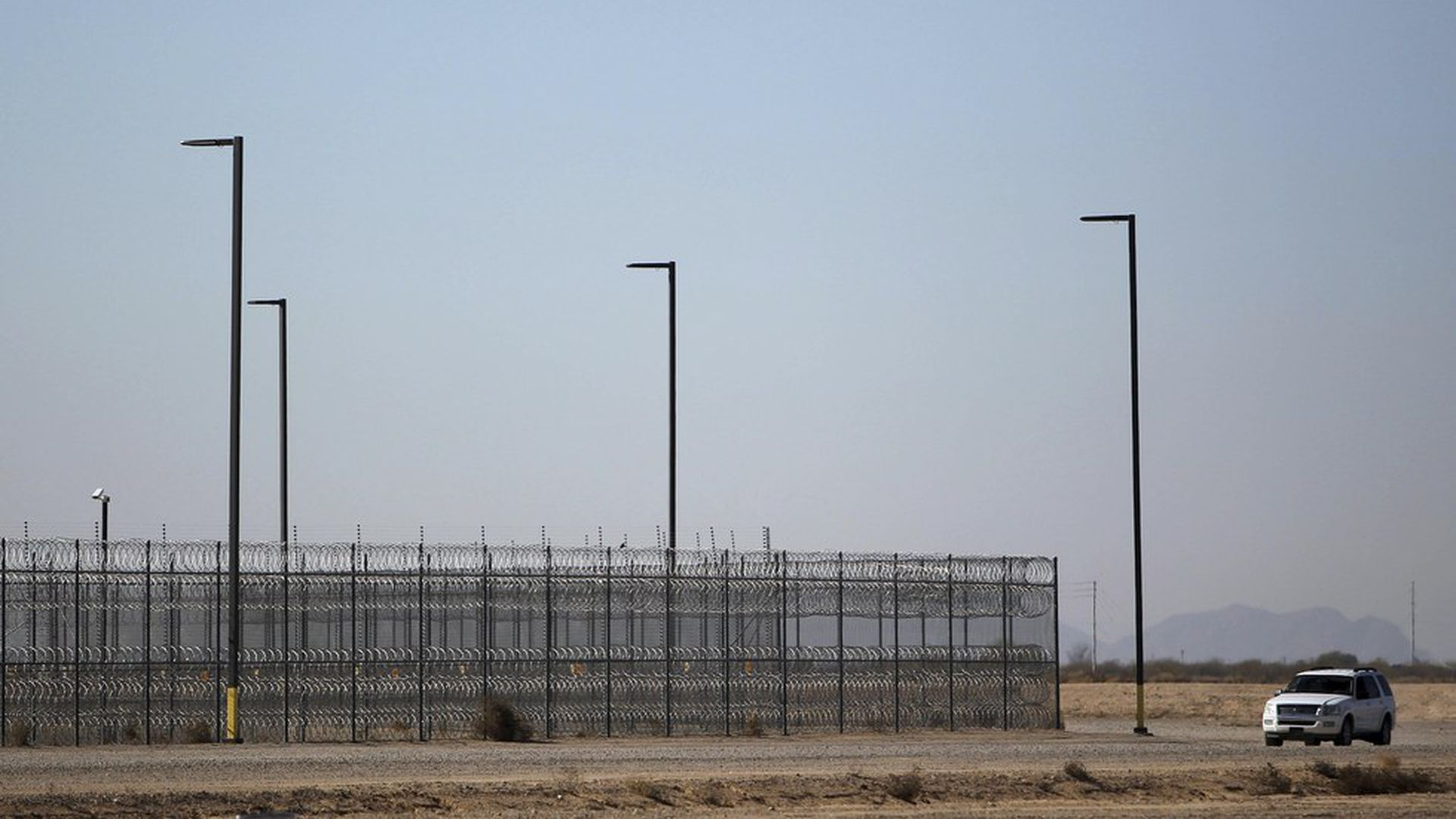 U.S. immigrant prisons face scrutiny for poor conditions